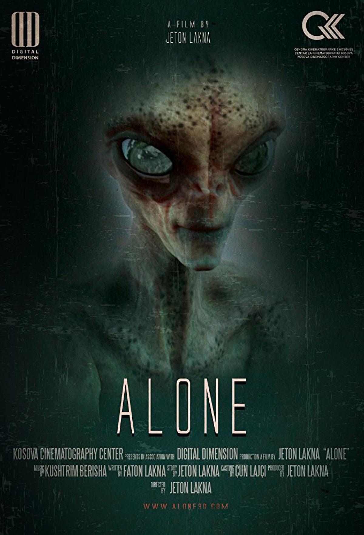 ALONE - Animation Film | Kosovo Cinematography Center